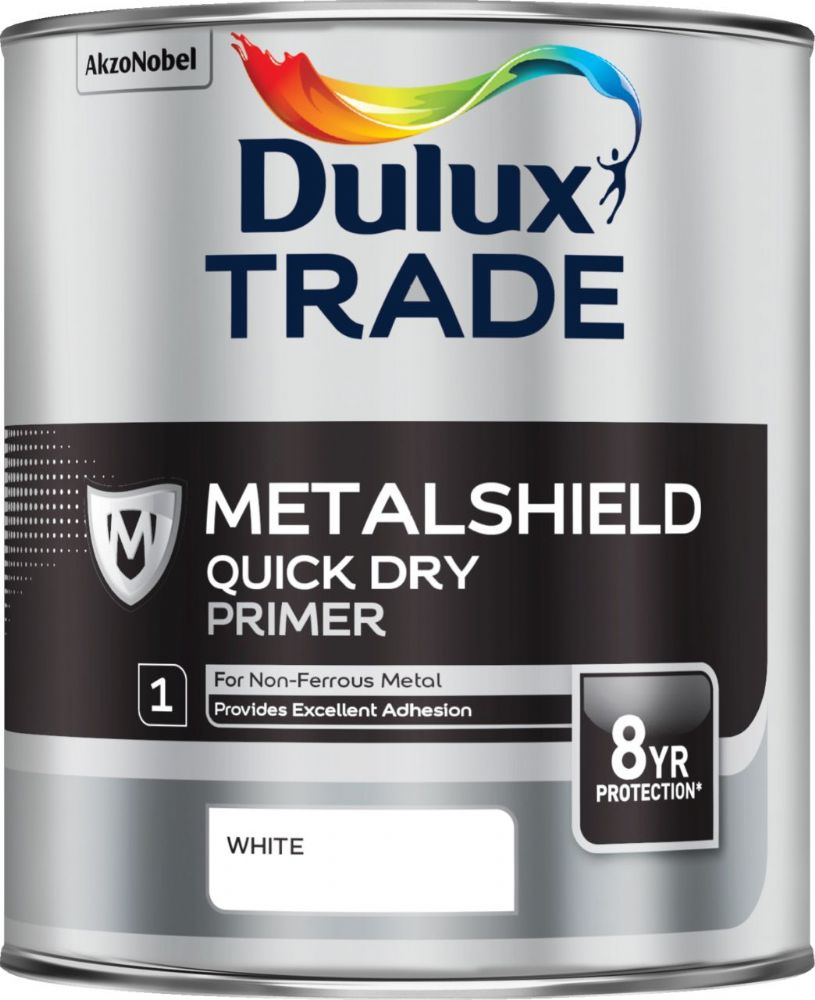 Dulux Trade Metalshield Quick Dry Primer White